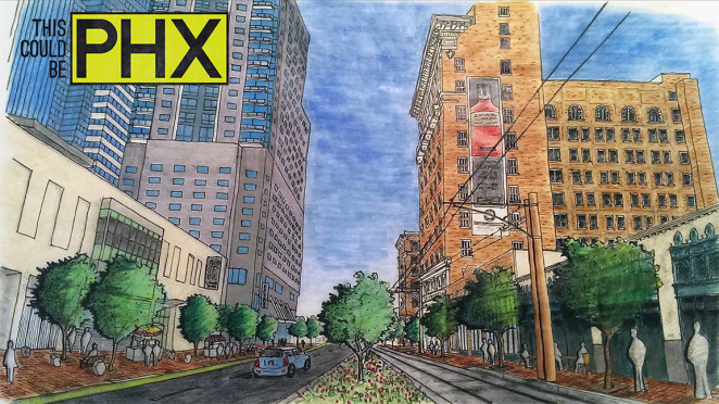 Luhrs Complex Streetscape Design | This Could Be Phoenix ...