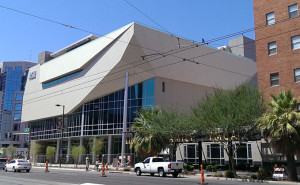 ASU Student Recreation Center