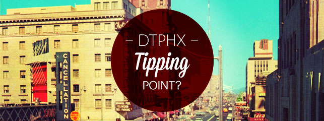 Downtown Phoenix Tipping Point