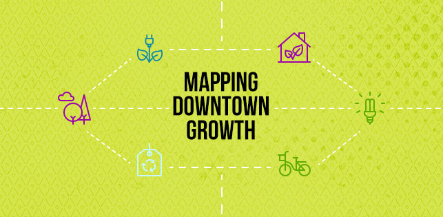 Mapping Downtown Phoenix Growth