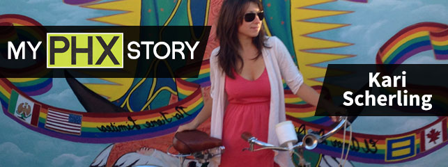 My Phoenix Story: Kari Scherling
