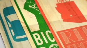 Bike Propaganda Posters