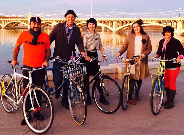 tweed ride tempe