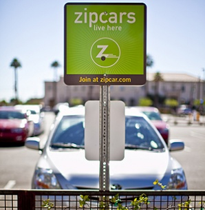 ZipCAR ASU downtown